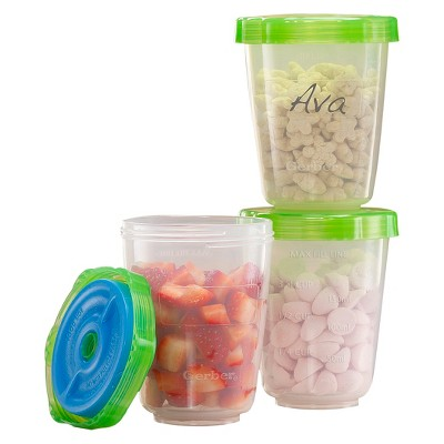 Gerber Snack Stacking Cups