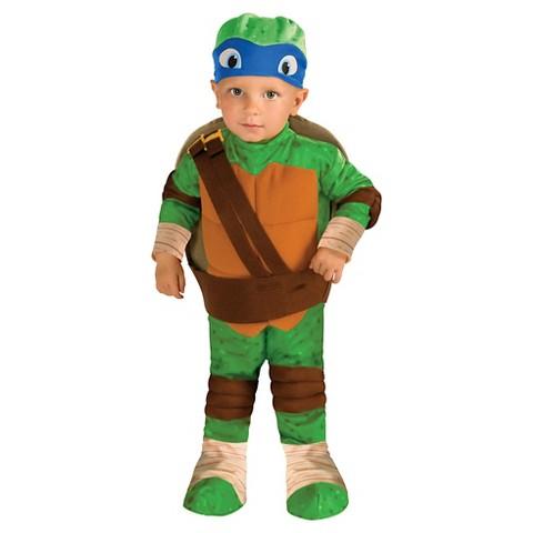 Teenage Mutant Ninja Turtles Leonardo Toddler Costume 2-4T