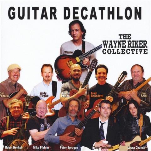 Guitar Decathlon