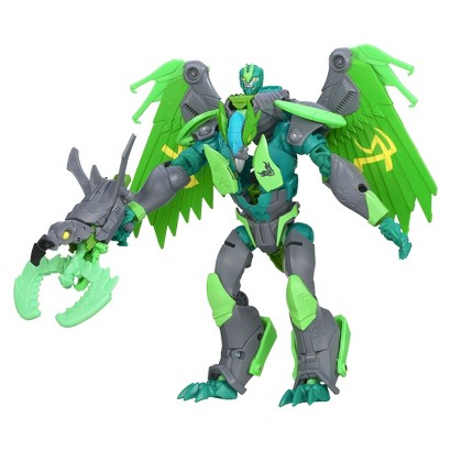 TraTransformers Beast Hunter Voyager Class Grimwing Figure