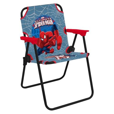 Marvel® Kids Flat Fold Chair - Multicolor