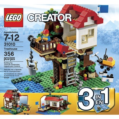 LEGO® Creator Treehouse 31010