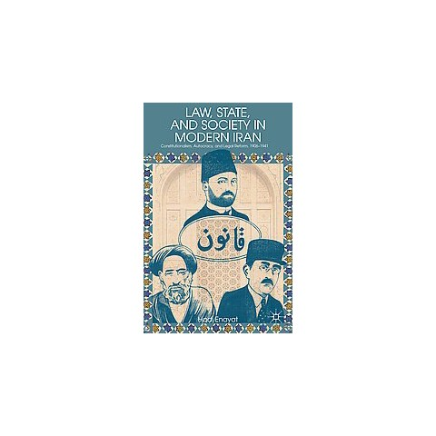 Law, State, and Society in Modern Iran (Hardcover)