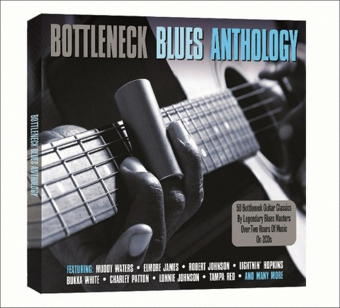 Blues an Anthology Complete Words and Music of 53 Great Songs 1974 2nd Printing
