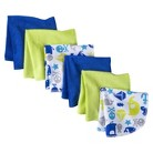 Circo® Infant Boys' 6 Pack Washcloth Set - Blue/Green