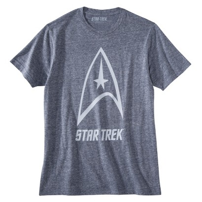 Star Trek Delta Shield Men's T-Shirt