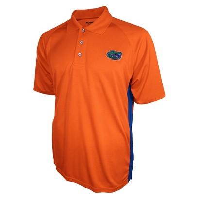 Florida Gators Men's 3 Button Polo Orange