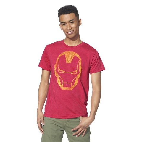 Men's Ironman T-Shirt Red