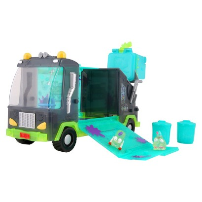 Gross Ghost Garbage Truck