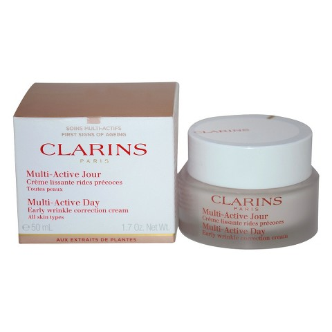 Clarins Multi-Active Day Early Wrinkle Correction Cream - 1.7 oz