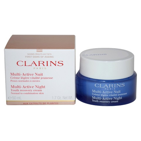 Clarins Multi-Active Night Youth Recovery Comfort Cream - 1.7 oz