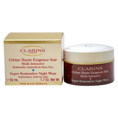 Clarins Super Restorative Night Wear - 1.7 oz