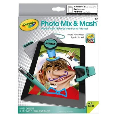 Crayola Photo Mix and Mash