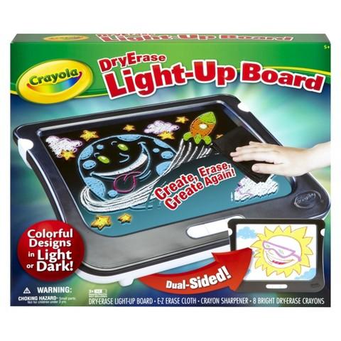 Crayola Dry Erase Light-Up Board