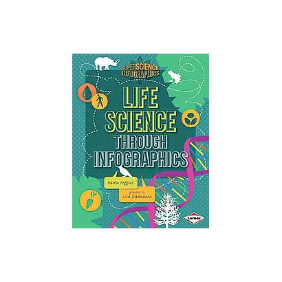 Life Science through Infographics (Hardcover)