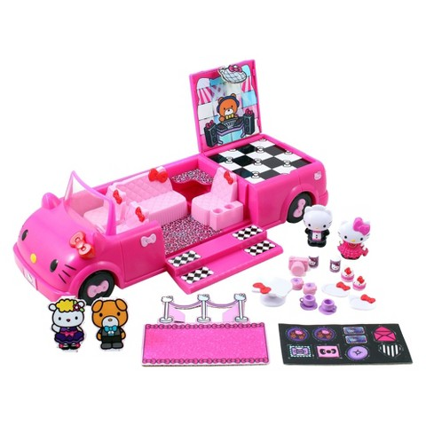 Hello Kitty Dance Party Limousine