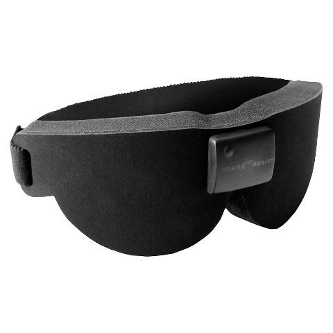 Sound Oasis Sleep Therapy Mask - Black