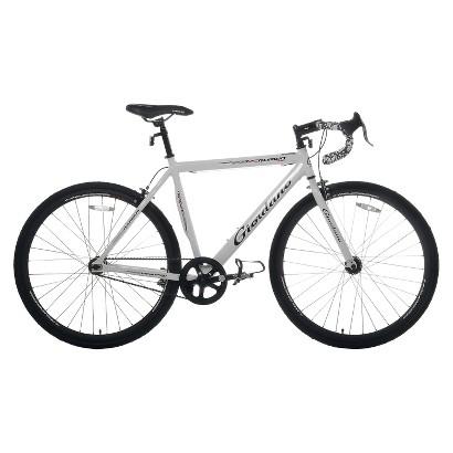 "Giordano Mens Rapido 700 Bicycle - White (27"")"