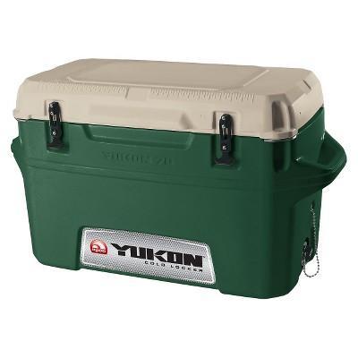 Igloo® Yukon™ Cold Locker Sportsman - Green/ Tan (70 Quart)