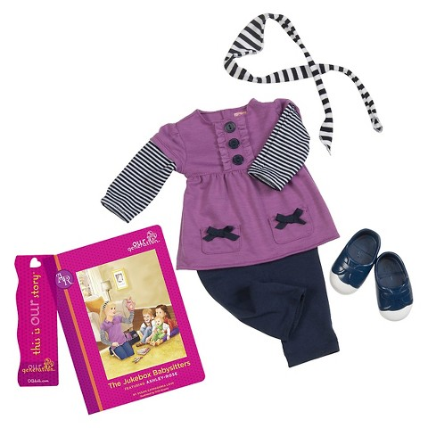 Our Generation Read and Play Set - Ashley Rose