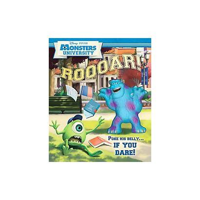 Disney Pixar Monsters University Roooar! (Hardcover)