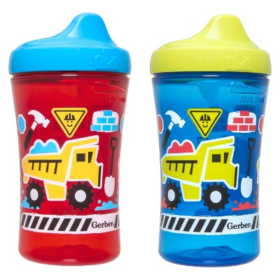 Gerber Graduates Advance 2pk 10oz Hard Spout Sippy Cup