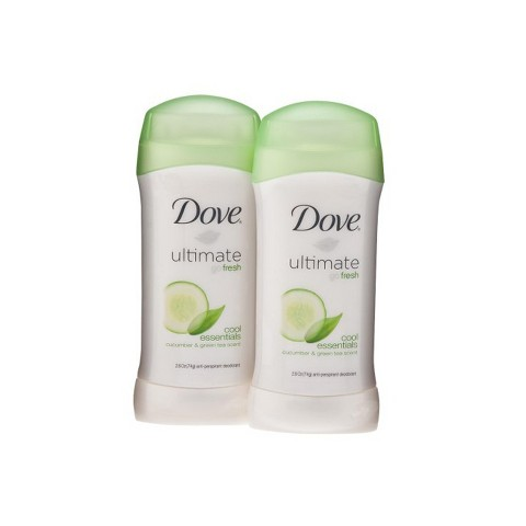 Dove Beauty Cool Essentials UC 2 pk