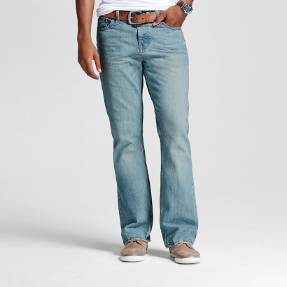 Mossimo Supply Co. Men's Bootcut Fit Jeans