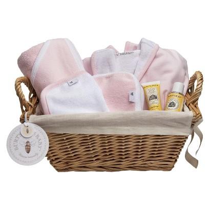 Burt's Bees Baby Organic Better Bathtime Basket