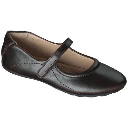Girl's Cherokee® Faydra Mary Jane Shoe - Brown