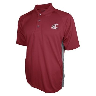 Washington State Cougars Men's 3 Button Red