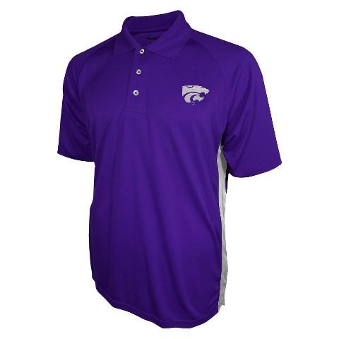Kansas State Wildcats Men's 3 Button Purple