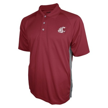 Washington State Cougars Men's 3 Button Red