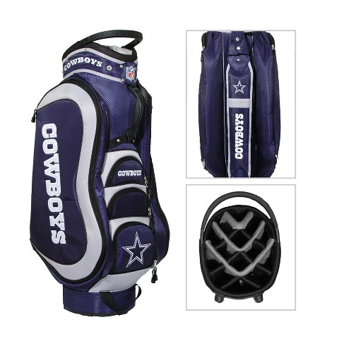 MULTICOLORED Medalist Cart Bag - Dallas Cowboys