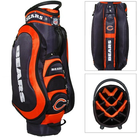 MULTICOLORED Medalist Cart Bag - Chicago Bear