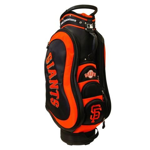 BLACK Medalist Cart Bag-Giants