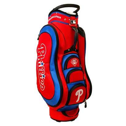 RED Medalist Cart Bag-Phillies