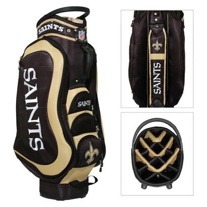 New Orleans Saints Medalist Cart Bag