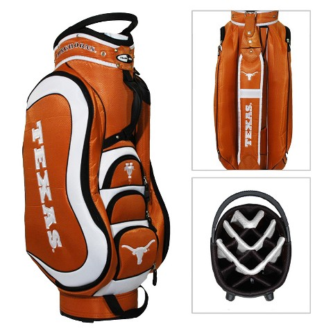 Texas Longhorns Medalist Golf Cart Bag