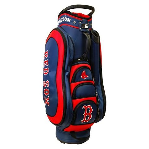 BLUE Medalist Cart Bag-Red Sox