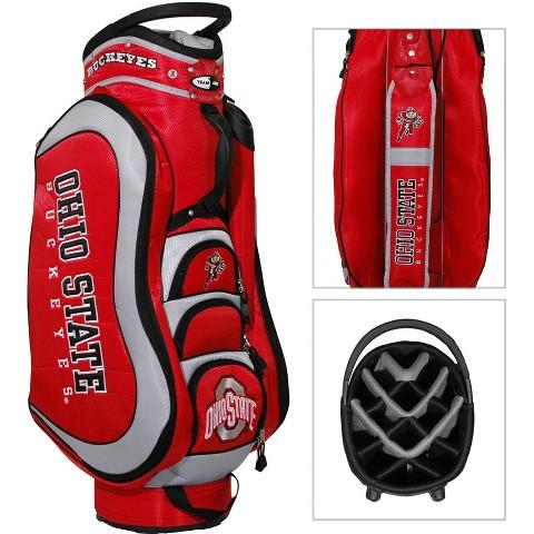 Ohio State Buckeyes Medalist Cart Bag