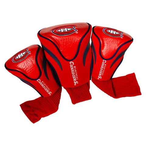 RED 3 Pk Contour Headcover-Canadiens