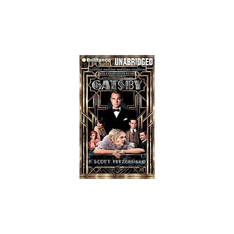 The Great Gatsby (Unabridged) (Compact Disc)