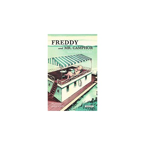 Freddy and Mr. Camphor (Reprint) (Paperback)
