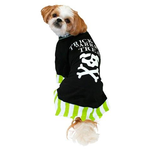 Pirate T-Shirt Pet Costume
