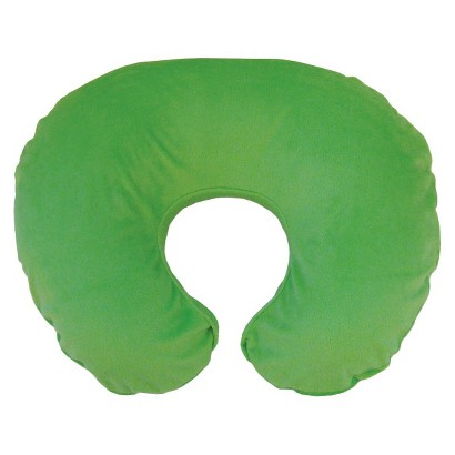Boppy Slipcover Grass Green Micro Minky