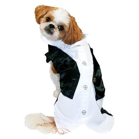 Tuxedo Pet Costume