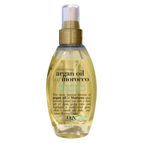 OGX Moroccan Argan Oil Weightless Healing Oil 4 oz.