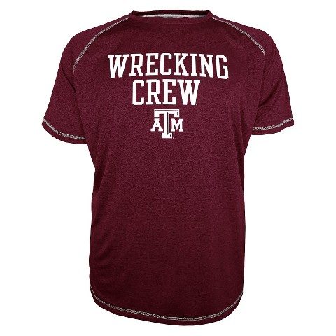 Men's Texas A&M Aggies T-Shirt - Maroon