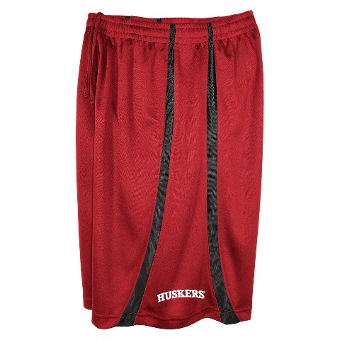 Nebraska Cornhuskers Men's Short Red